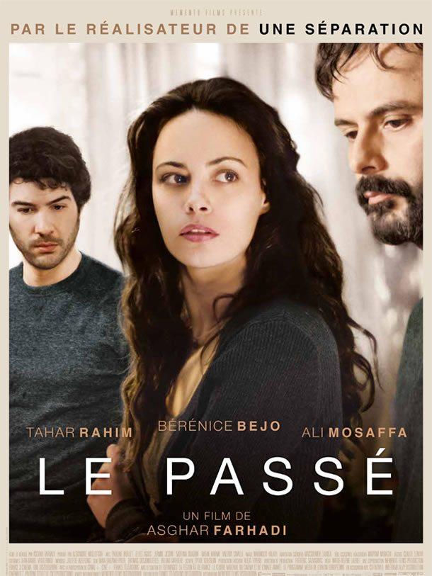 Le passé, Asghar Farhad,palme d'or, Cannes, Une séparation, une séparation, trio, sevran, Téhéran, Bérénice Bejo, Bérénice Bejo, Tahar Rahim, Ali Mosaffa, divorce