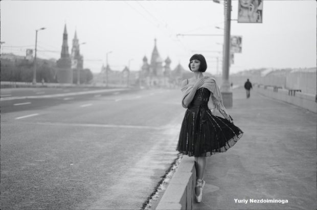 Yuriy Nezdoiminoga : Photographe d'une danse existentielle