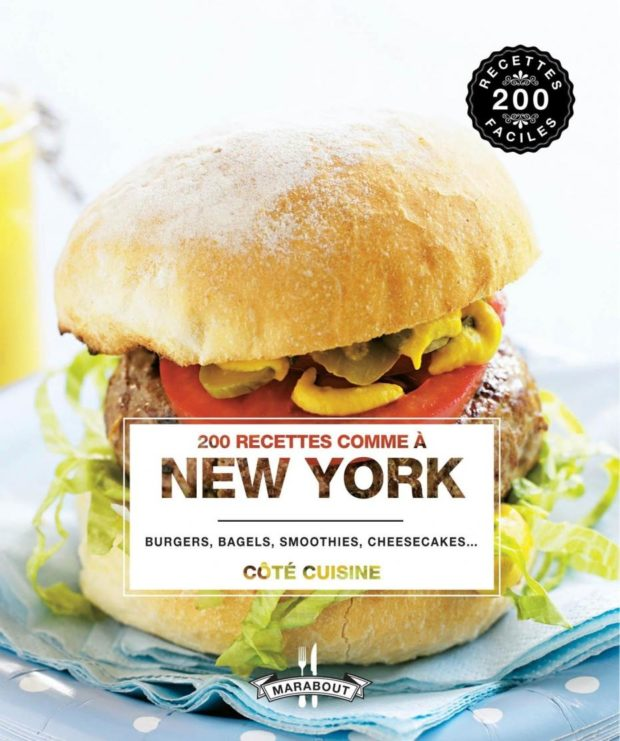 cusine, recettes, goûter, new york