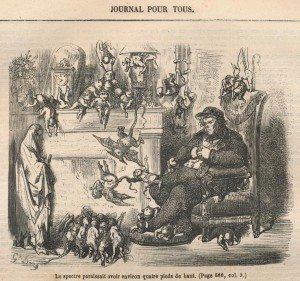Journal Pour Tous 6 décembre 1856