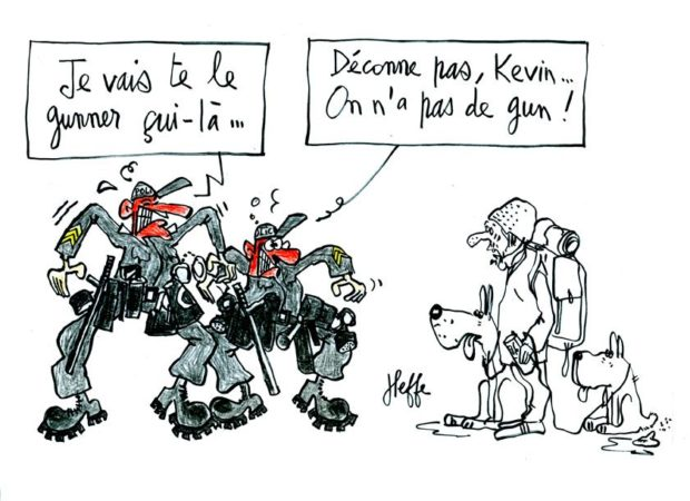 rennes, police, policiers