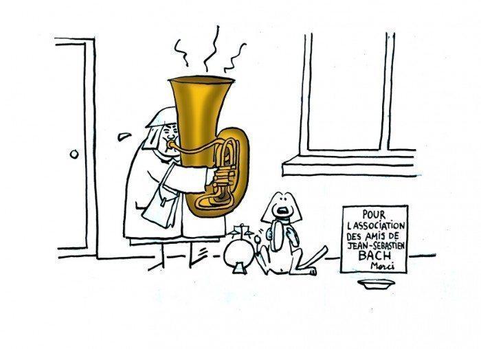 michel heffe, fête de la musique