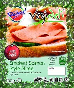 Oui, du saumon sans poisson ... et sans médicaments