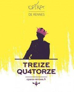 opéra de Rennes, 13/14