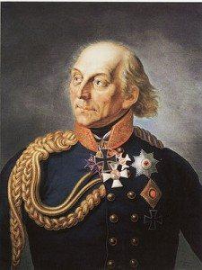 Johann David Ludwig Yorck von Wartenburg