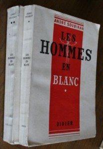 """""""Les hommes en blanc"""" - André Soubiran"""