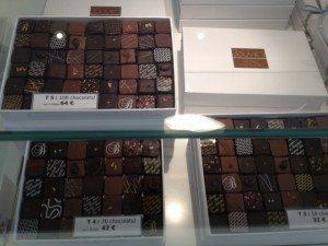 chocolats, chocolatiers, rennes, durand, bouvier, le daniel