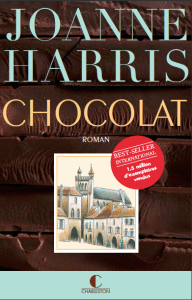 """Chocolat"" de Joanne Harris - Editions Charleston"