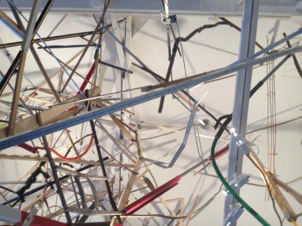 Au centre d'art La Criée Jan Kopp expose Grand ensemble, un anti chef-d'œuvre urbain