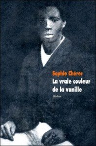 """""""La vraie couleur de la vanille"""", de Sophie Cherer - Editions Ecole des Loisirs"""