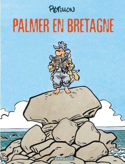 BD de Pétillon Palmer en Bretagne (T.15) : Jack le détective a le chapeau rond…