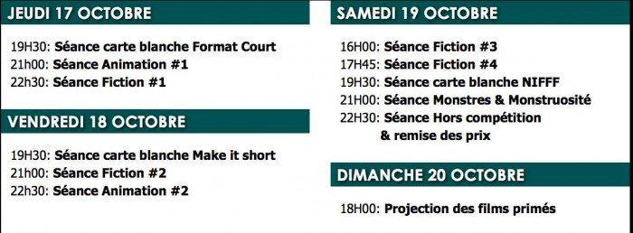 programme, court metrange, 2013, rennes