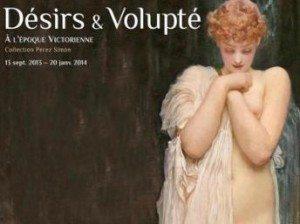 Désir et volupté à l'époque victorienne au musée Jacquemart-André