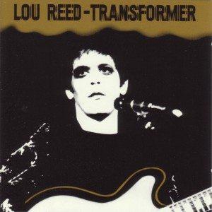 """Trasnformer"" pochette - Lou Reed"