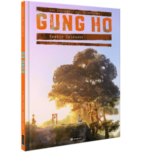 """GUNG HO"" : Brebis galeuses // Editions Luxe Tome 2 - Editions Paquet"