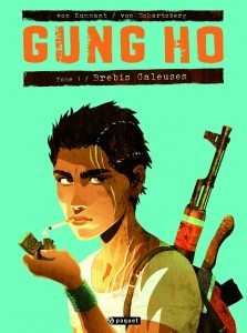 """GUNG HO"" Tome 1/ 5 : Brebis galeuses - Editions Paquet"
