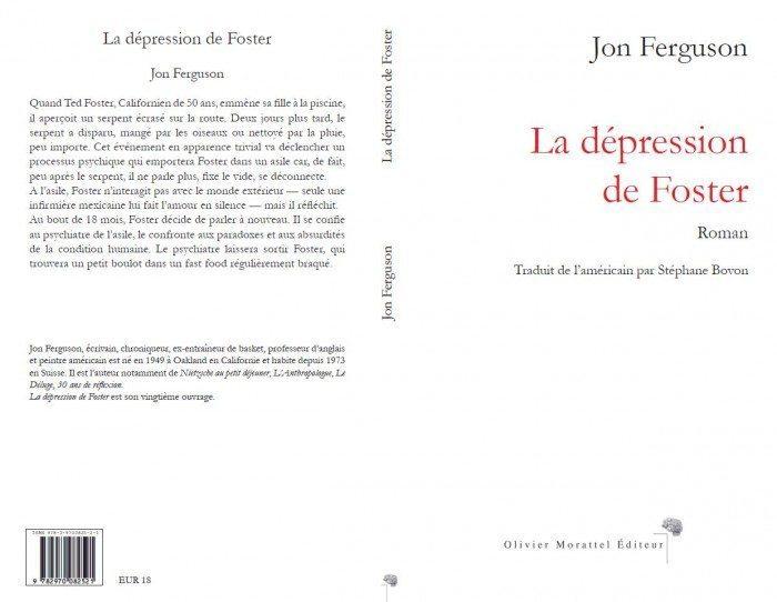 Jon Ferguson - La dépression de Forster