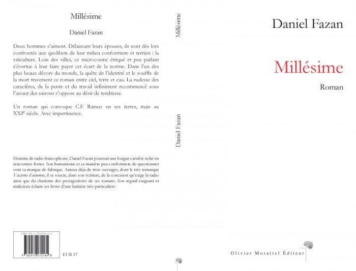 Daniel Fazan - Millésime