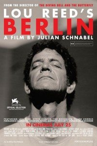 """Berlin"" DVD - Lou Reed"