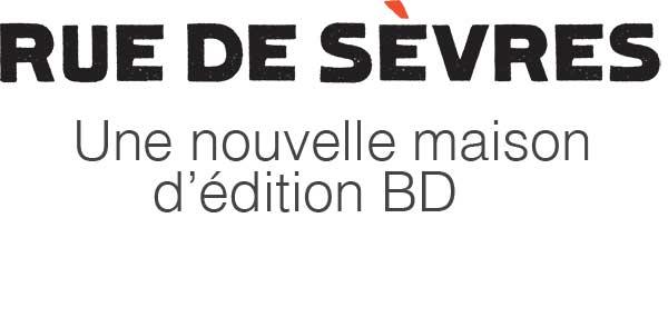Editions Rue de Sèvres - Logo