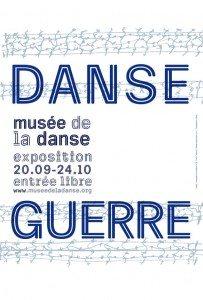 expo, danse guerre, rennes, musée de la danse