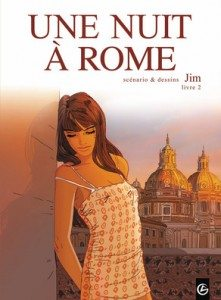 """Une nuit à Rome"" - Livre 2 - Editions Bamboo, collection Grand Angle"