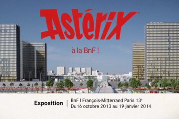 asterix, bnf