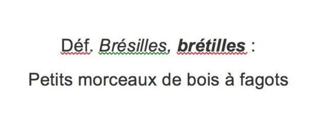 bretillien, etymologie