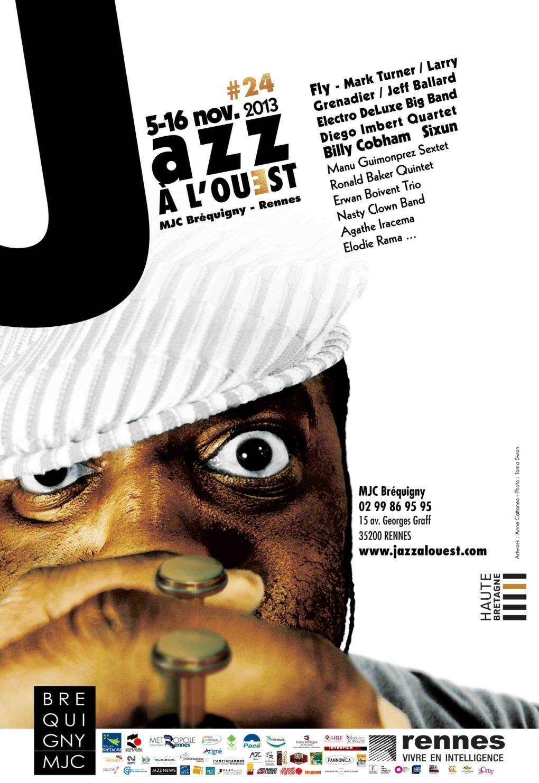 jazz à l'ouest rennes