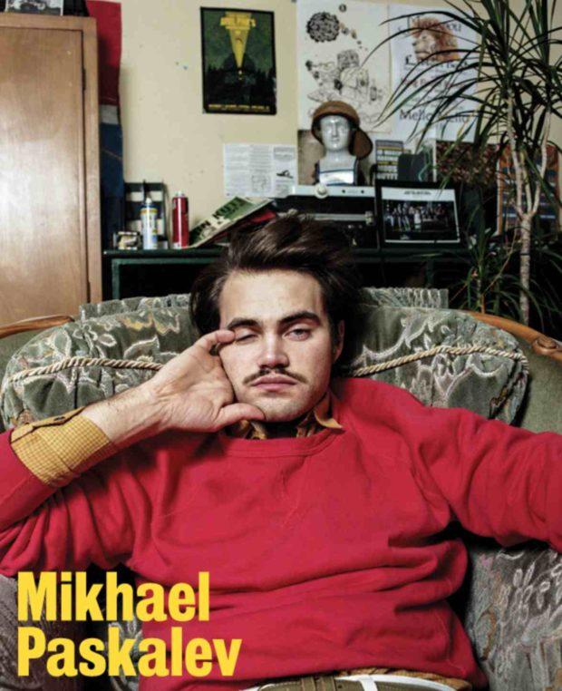 Mikhael Paskalev