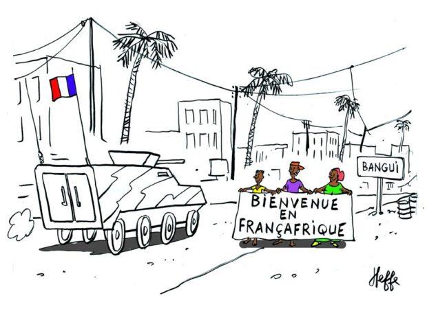 bangui, francafrique