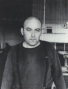 Dieter Roth, portrait