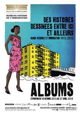 affiche_albums_musee_porte_doree