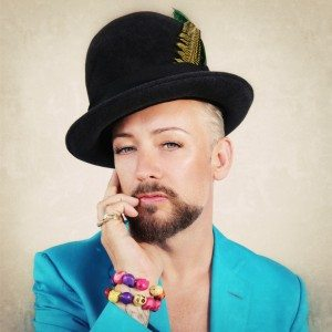 boy george, this is what i do