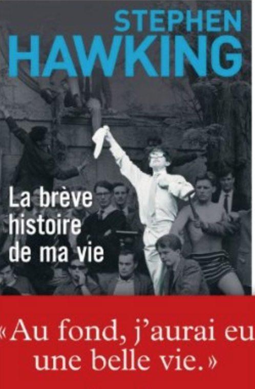 stephen hawking ,brève histoire vie, biographie