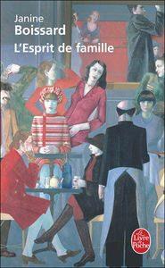 L'esprit de famille - Le Livre de Poche