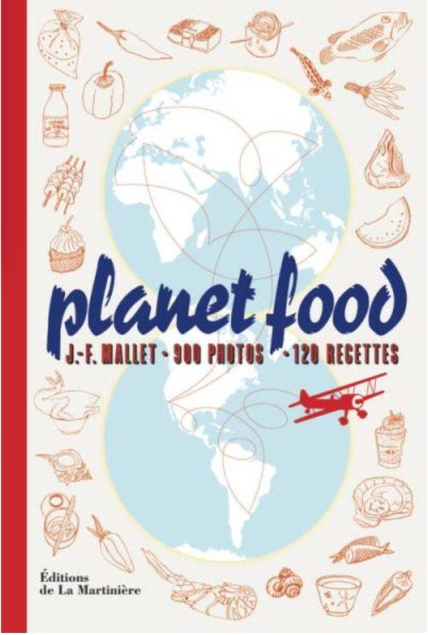 planet food, éditions, la martinière