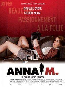 Anna M. - Affiche du film de Michel Spinosa