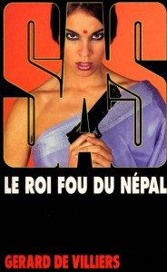 SAS n° 145 - Le roi fou du Népal