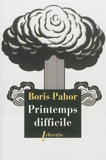 Boris Pahor, Printemps difficile