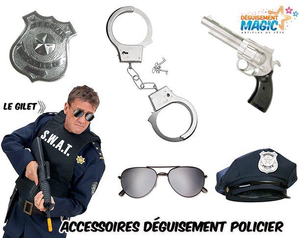 accessoires policier