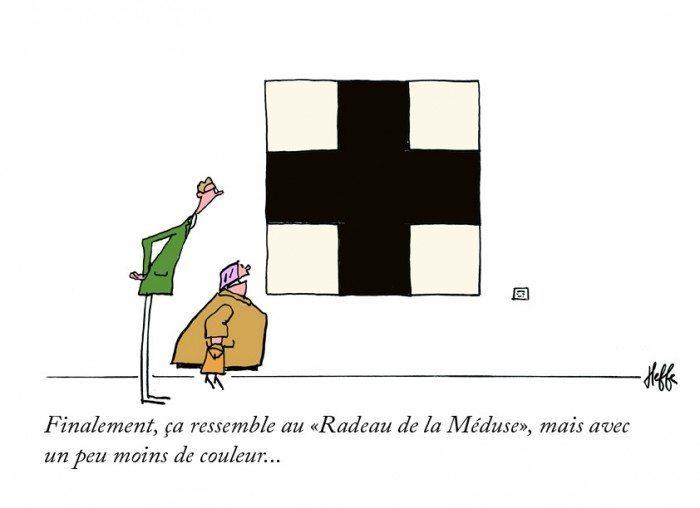 malevitch, croix