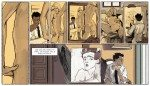 Egon schiele, xavier coste, bd, casterman