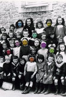 tnb, neuf petites filles