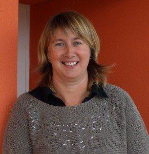Christelle Marec, président de l'association Trisomie 21 Ille-et-Vilaine