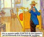 Vincent, Van Gogh, bd, smudja