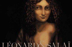 Léonard et Salaï, Tome 1, Il salaïno, Paul Echegoyen, Benjamin Lacombe, Benjamin Lacombe, Soleil Productions.