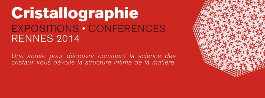 cristallographie, expo, conférence, rennes, université, année