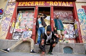 triangle, rennes, hip-hop