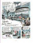 le pont des arts, bd, bande dessinée